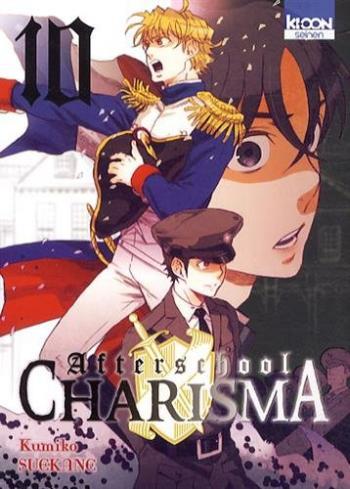 Couverture de l'album Afterschool Charisma - 10. Tome 10