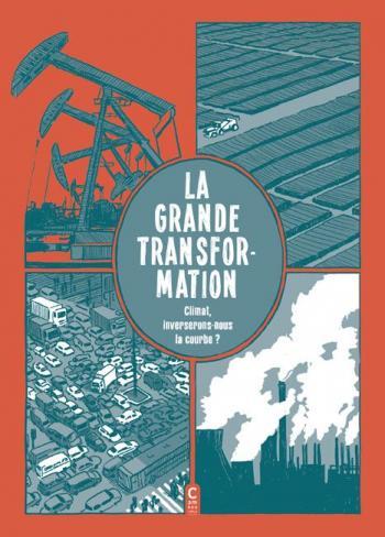 Couverture de l'album La grande transformation (One-shot)