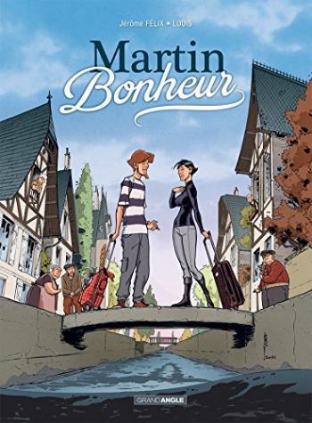 Couverture de l'album Martin Bonheur (One-shot)