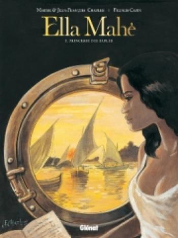 Couverture de l'album Ella Mahé - 2. Princesse des sables