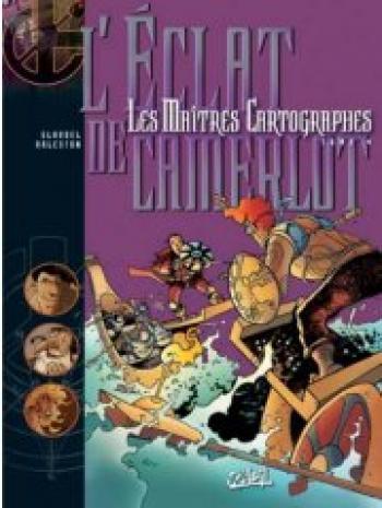 Couverture de l'album Les Maîtres cartographes - 4. L'éclat de Camerlot