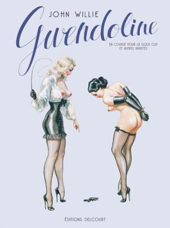 Couverture de l'album Gwendoline - 4. En Course Pour La Gold Cup