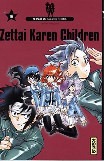 Couverture de l'album Zettai Karen Children - 16. Zettai Karen Children, Tome 16