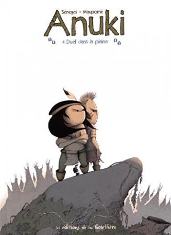 Couverture de l'album Anuki - 4. Duel dans la plaine