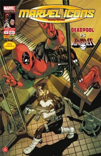 Couverture de l'album Marvel Icons Hors Série - 19. Suicide kings