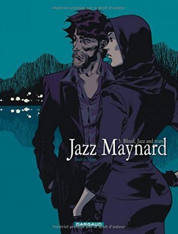 Couverture de l'album Jazz Maynard - 5. Blood, Jazz and Tears