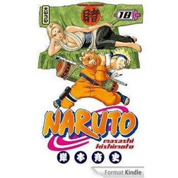 Couverture de l'album Naruto - 18. Tome 18