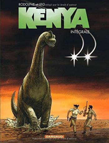 Couverture de l'album Kenya - INT. Intégrale - Tomes 1 à 5