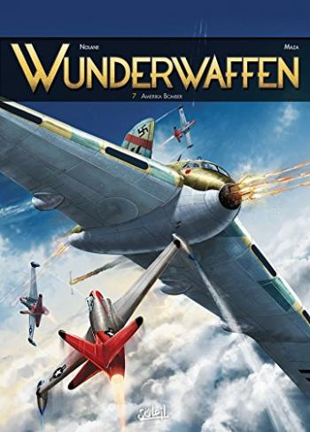 Couverture de l'album Wunderwaffen - 7. Amerika Bomber