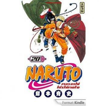 Couverture de l'album Naruto - 20. Tome 20