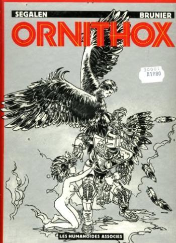 Couverture de l'album Ornithox (One-shot)