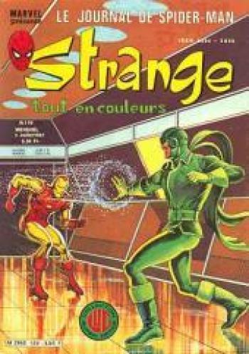 Couverture de l'album Strange - 139. Strange 139