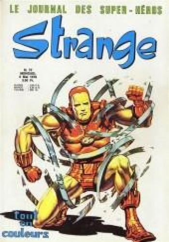 Couverture de l'album Strange - 77. Strange 77