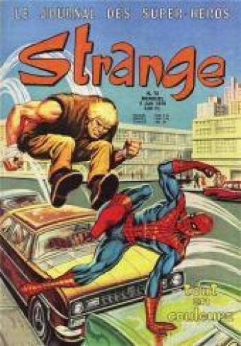 Couverture de l'album Strange - 78. Strange 78