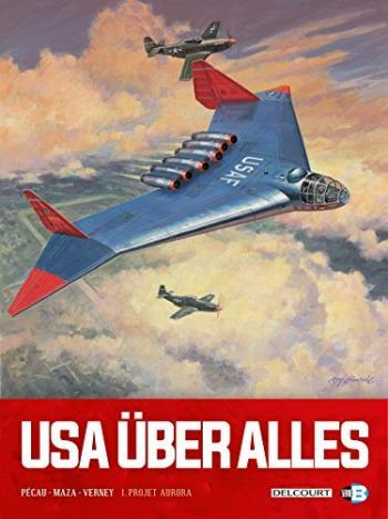 Couverture de l'album USA Über Alles - 1. Projet Aurora