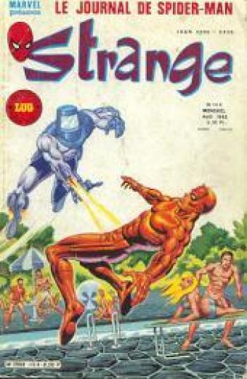 Couverture de l'album Strange - 164. Strange 164