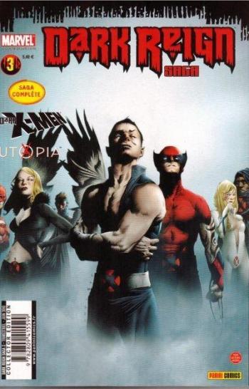 Couverture de l'album Dark Reign - Saga - 3. X-Men noirs