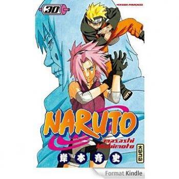 Couverture de l'album Naruto - 30. Tome 30