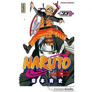 Couverture de l'album Naruto - 33. Tome 33