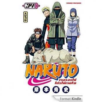 Couverture de l'album Naruto - 34. Tome 34