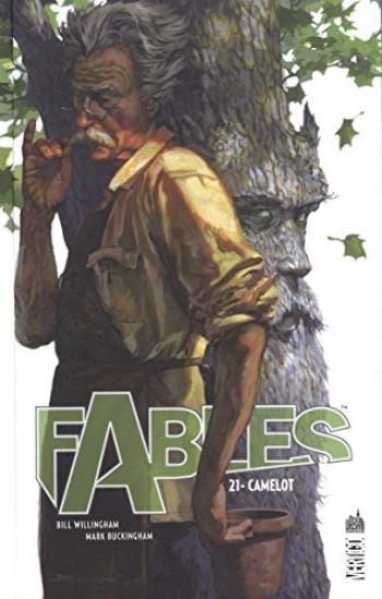 Couverture de l'album Fables (Edition cartonnée) - 21. Camelot
