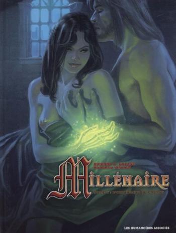 Couverture de l'album Millénaire - 6. L'Orpheline de Catane