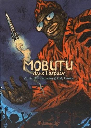 Couverture de l'album Mobutu dans l'espace (One-shot)