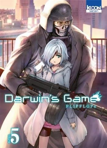 Couverture de l'album Darwin's Game - 5. Tome 5
