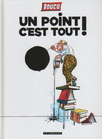 Couverture de l'album Un Point c'est tout ! (One-shot)