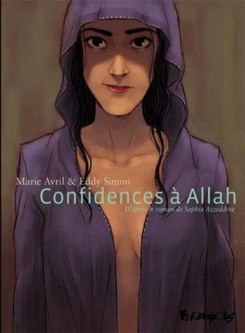 Couverture de l'album Confidences à Allah (One-shot)