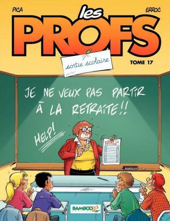 Couverture de l'album Les Profs - 17. Sortie scolaire