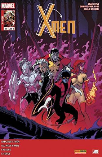 Couverture de l'album X-Men (V4) - 22. World War Wendigo