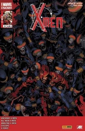 Couverture de l'album X-Men (V4) - 23. Le Mutant oméga
