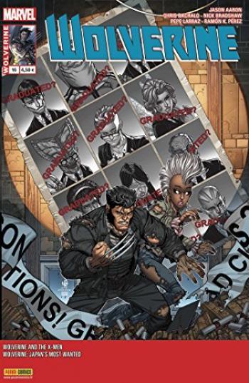 Couverture de l'album Wolverine (Marvel France V4) - 16. Distribution des prix