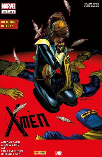 Couverture de l'album X-Men (V4) - 11. A la recherche de Diablo - couverture B
