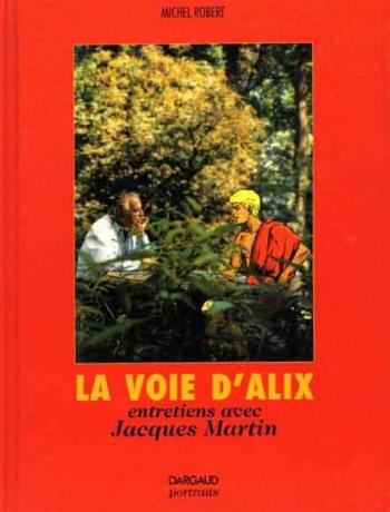 Couverture de l'album La Voie d'Alix (One-shot)