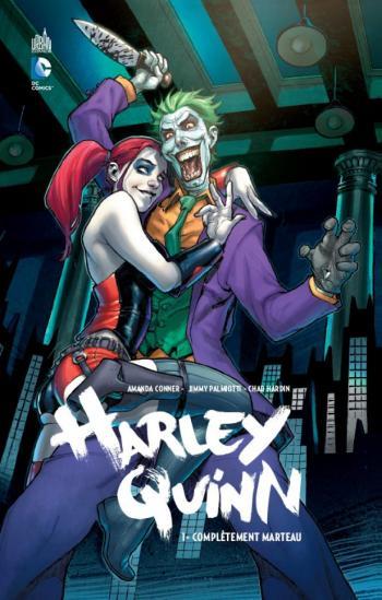 Couverture de l'album Harley Quinn - 1. Complètement marteau
