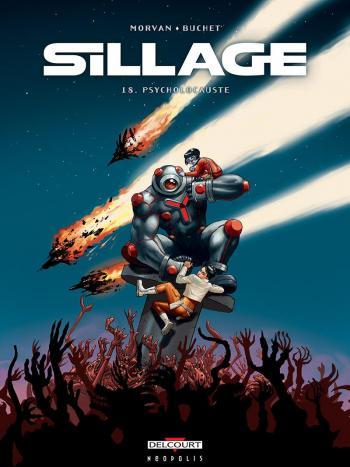 Couverture de l'album Sillage - 18. Psycholocauste