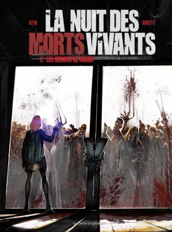 Couverture de l'album La Nuit des morts-vivants (Vents d'Ouest) - 2. Les Démons de Mandy