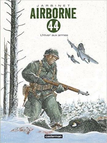 Couverture de l'album Airborne 44 - 6. L'Hiver aux armes