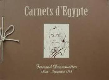 Couverture de l'album Carnets d'Egypte (One-shot)