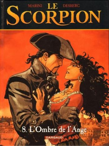 Couverture de l'album Le Scorpion - 8. L'Ombre de l'ange