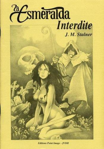 Couverture de l'album La Esmeralda - HS. La Esmeralda interdite