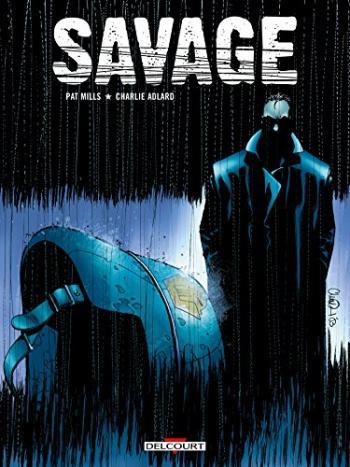 Couverture de l'album Savage (One-shot)