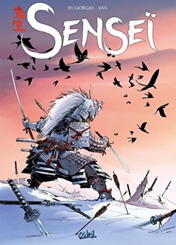 Couverture de l'album Senseï - 2. Dragon Blanc