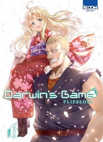 Couverture de l'album Darwin's Game - 6. Tome 6