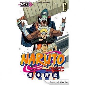 Couverture de l'album Naruto - 50. Tome 50