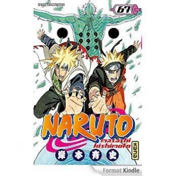 Couverture de l'album Naruto - 67. Tome 67