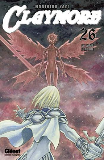 Couverture de l'album Claymore - 26. La lame funèbre