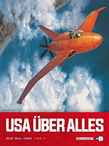 Couverture de l'album USA Über Alles - 2. Base 51